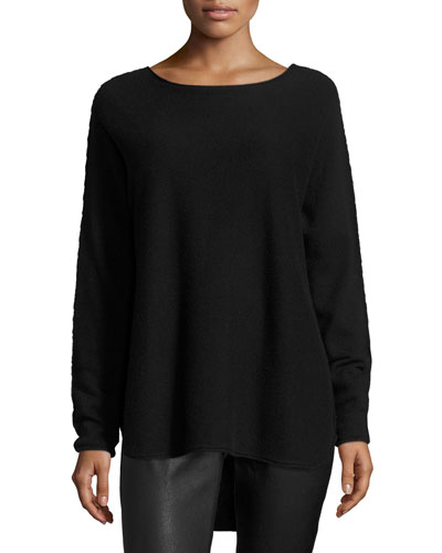 Pasha Oversized Cashmere Sweater