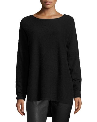 Pasha Oversized Cashmere Sweater