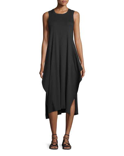 Timeless Basics Midi Coverup Dress