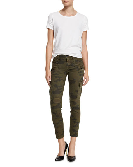 Colby Rustic Camo Cargo Pants, Multi