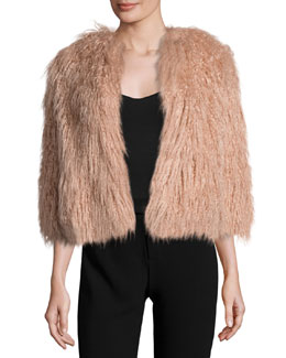 Elstana 2 Cody Faux-Fur Coat