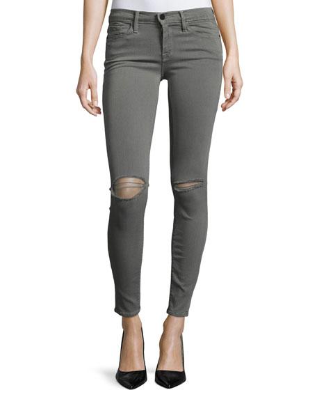 FRAME Le Skinny De Jeanne Denim Jeans, Liberty