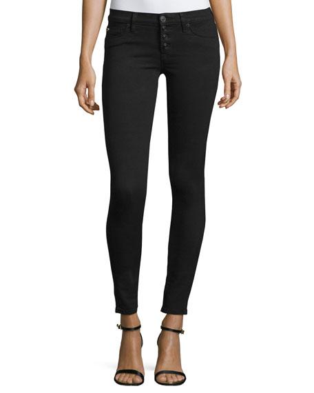 Ciara Super Skinny Jeans, Black