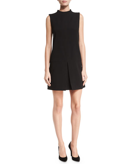 Alice + Olivia Aris Drop-Waist Shift Dress