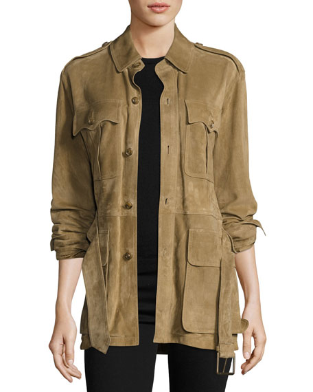 The RL Safari Jacket, Green