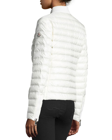 98143faf2 Blen Fitted Down Jacket