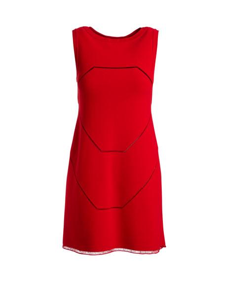 Dress, Red