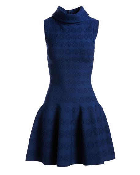 Dress, Blue