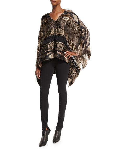 Leland High-Rise Leggings, Black