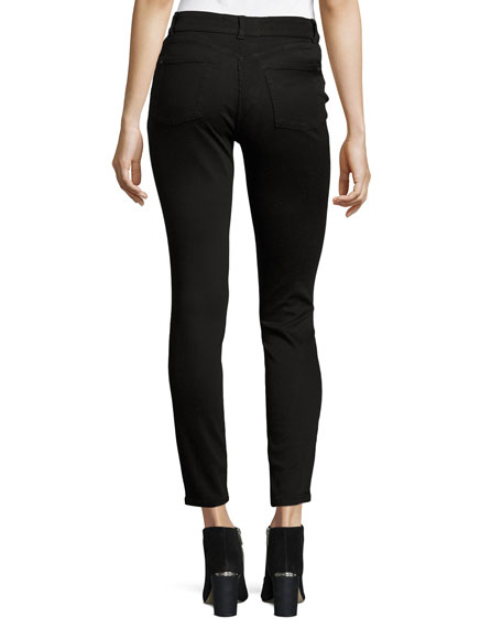 Farrow Instaslim High-Rise Skinny Ankle Jeans, Hail