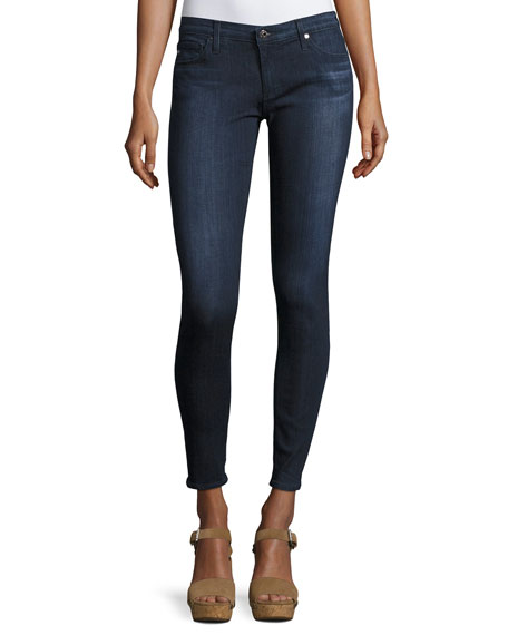 The Legging Ankle Jeans, Coal Gray