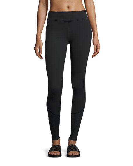 Beyond Yoga Glass Half Full Curved Long Leggings,
