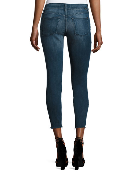 Florence Instasculpt Cropped Skinny Jeans, Stranded