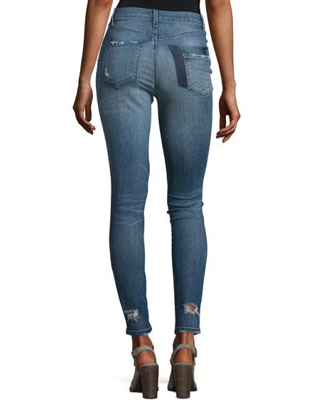 6b1c66b13d6f J Brand Carolina Super High-Rise Skinny Jeans