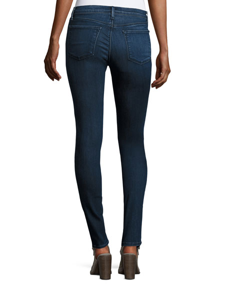 97c204fa70de J Brand 620 Mid-Rise Super-Skinny Jeans