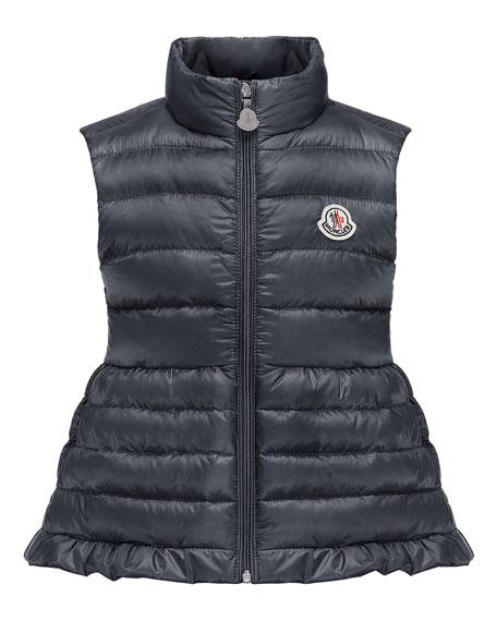 Moncler Cherame Down Lightweight Down Puffer Vest, Size