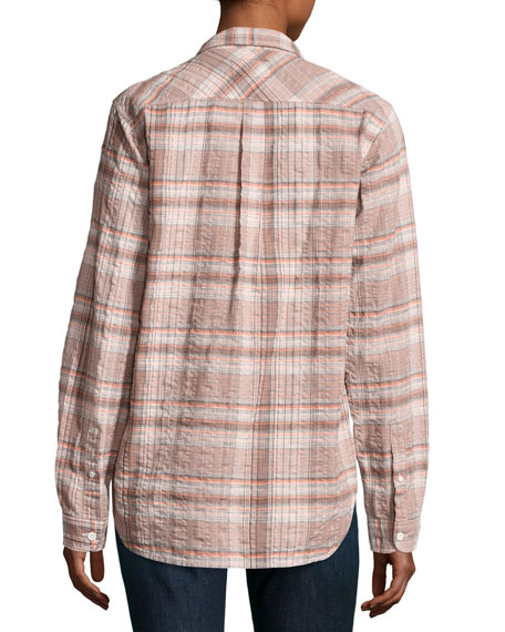 The Modern Prep School Shirt, Eugene Plaid