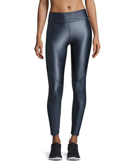 Alala Captain Ankle Tight Leggings, Liquid Indigo