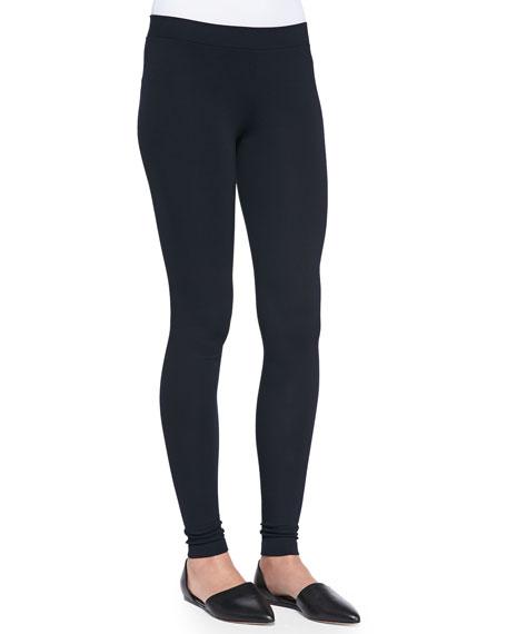 Scrunch Ankle Jersey Leggings