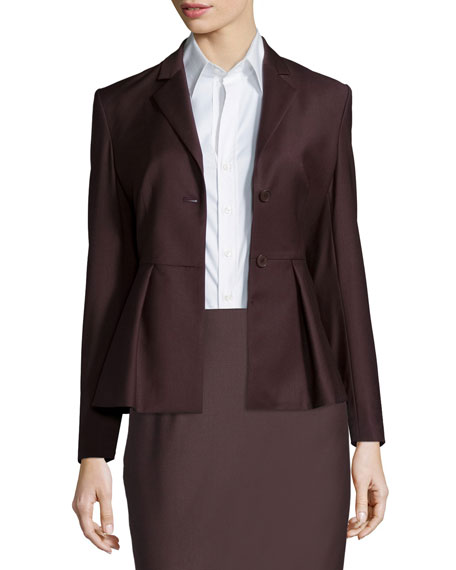 bd635cf21428 Theory Braneve Continuous Wool-Blend Jacket