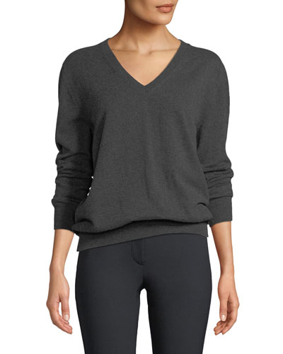Sabry Long-Sleeve Cashmere Sweater