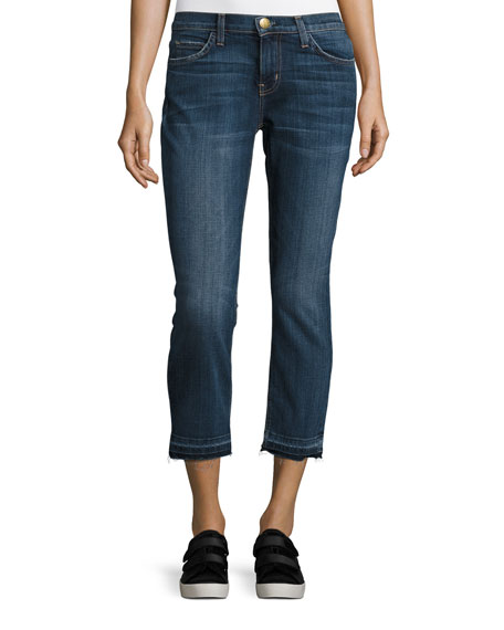 The Cropped Straight-Leg Jean, Loved