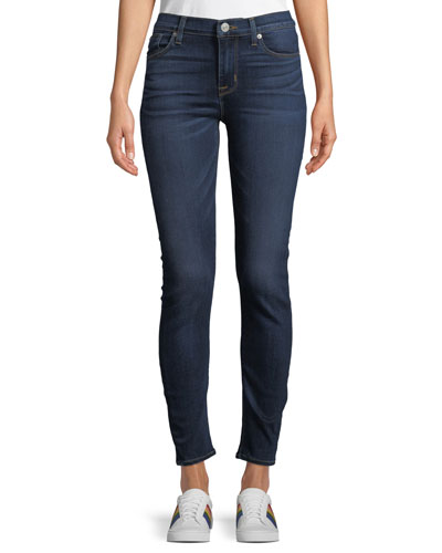Nico Mid-Rise Skinny Jeans