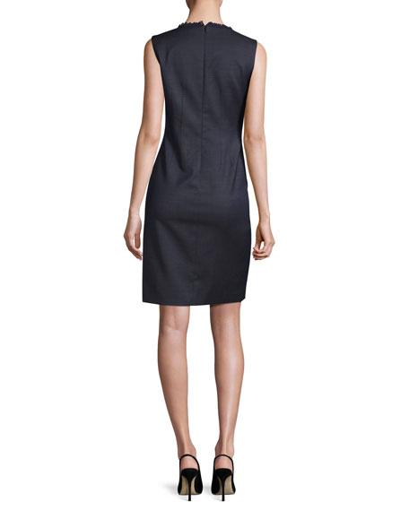 Emory Sleeveless Sheath Dress