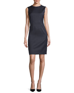 Emory Sleeveless Sheath Dress