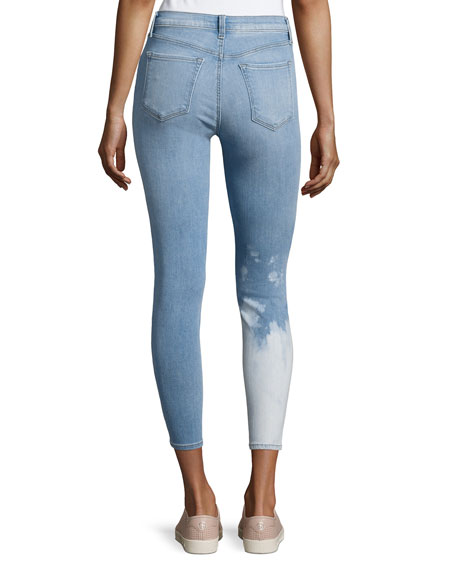 Alana Overtime High-Rise Crop Jeans