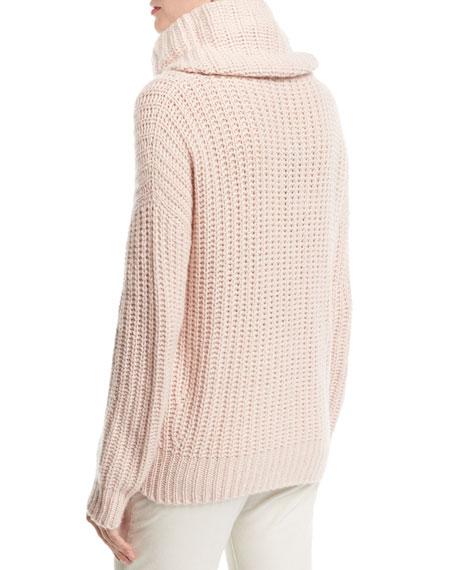 Davenport Cashmere Turtleneck Sweater