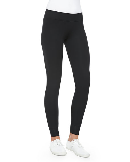 Full-Length Double-Layer Yoga Tights