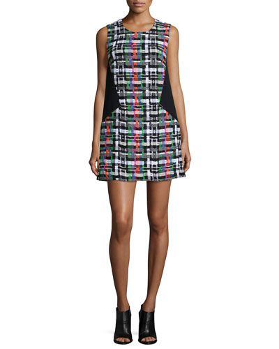 Couture Tweed Shift dress