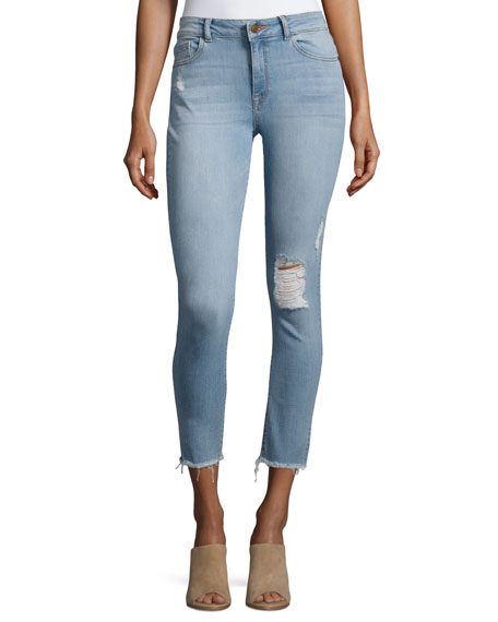 DL1961 Premium Denim Farrow Instaslim High-Rise Skinny Ankle