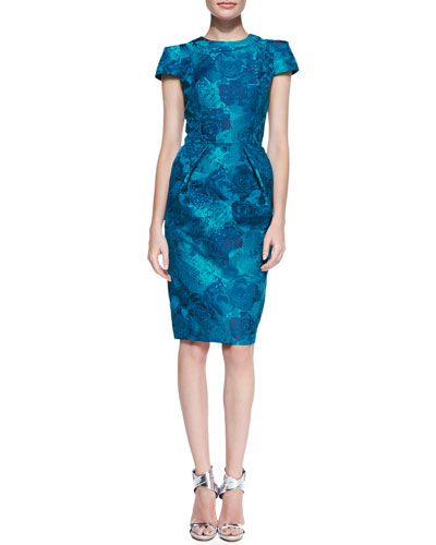 Carmen Marc Valvo Collection : Gowns &amp- Sheath Dresses at Bergdorf ...