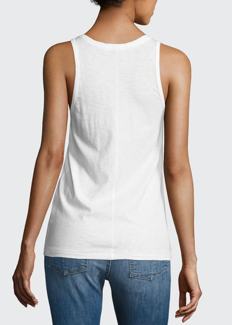 The Scoop-Neck Tank Top