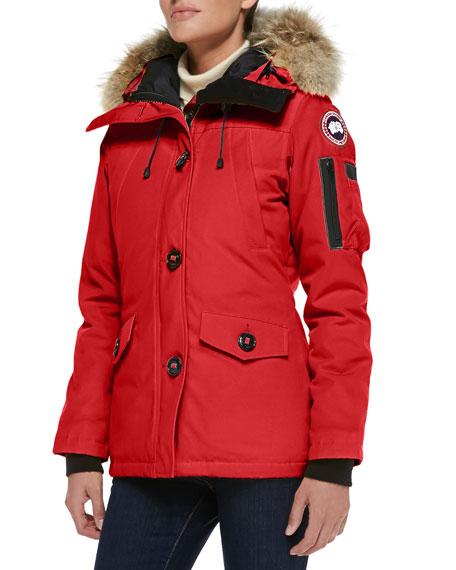 7e3d216d64a Canada Goose Montebello Parka with Fur Hood