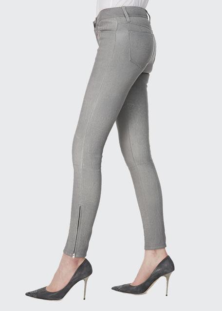 L8001 Leather Leggings