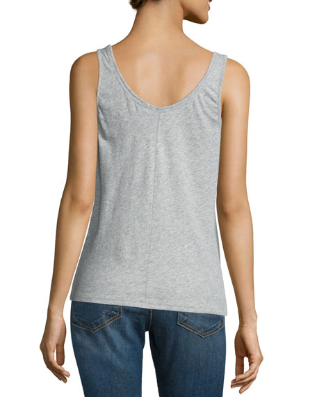 Base Scoop-Neck Tank