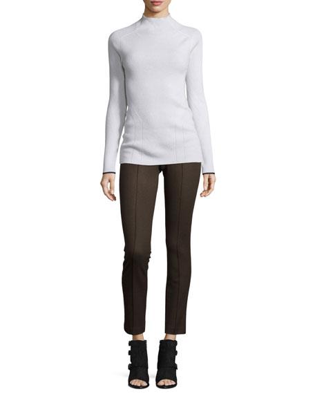 Club Wool Skinny Pants