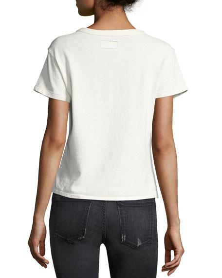 The Perfect Pocket T-Shirt, Ecru