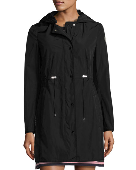 83ee70995fcc Moncler Anthemis Lightweight Raincoat