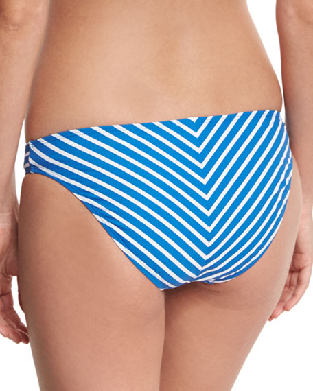 Regatta Hipster Swim Bottom, Blue/White