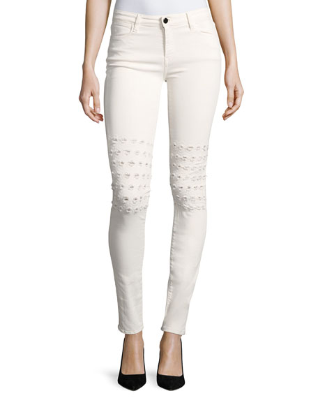 Brockenbow Emma Mid-Rise Skinny Jeans, Al Rush