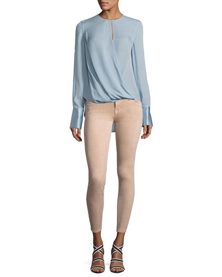 The Stiletto Skinny Jeans, Blush