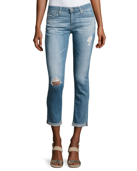 Stilt Roll-Up Cigarette Jeans