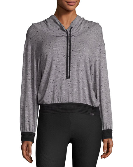 Arch Athletic Pullover Hoodie, Gray