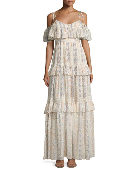 Needle Thread Maxi Dress