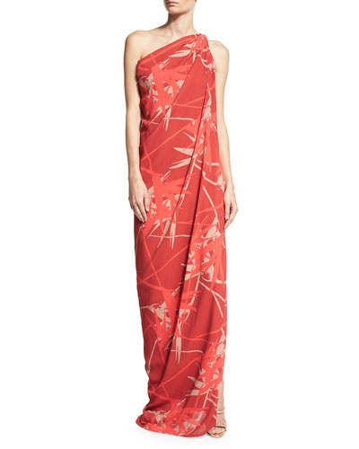 Draped Gown Pattern: 5F Contemporary Evening Dresses At Bergdorf Goodman