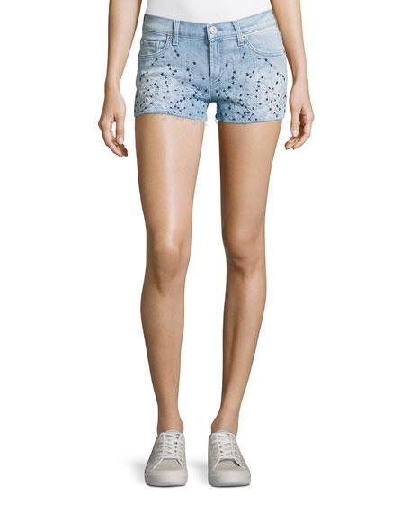 Hudson Kenzie Cutoff Shorts, Indigo